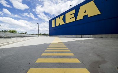 Urban Crop Solutions Deliver Fresh Food to IKEA Stores
