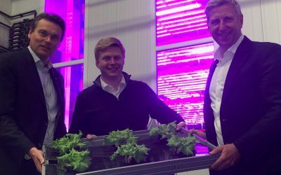 Urban Crop Solutions Joins EIT RisingFoodStars Community