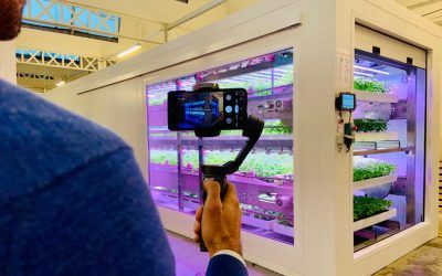 Investments in Agtech Rise Above a Challenging Year